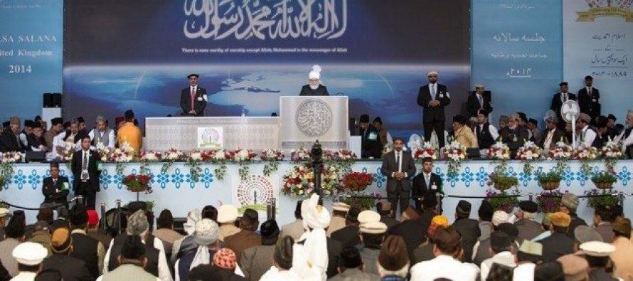 La Comunidad Ahmadía