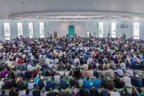 Jalifa del Islam ofrece el Sermón del Eid en Londres