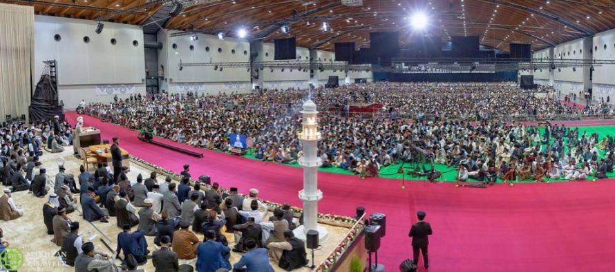 La convención anual de Alemania concluye con un inspirador discurso sobre la Fe