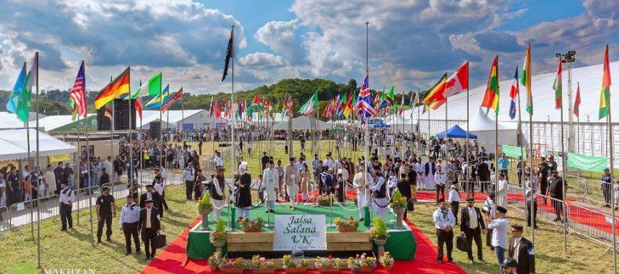 Más de 668.000 personas se unen a la Comunidad Ahmadía del Islam