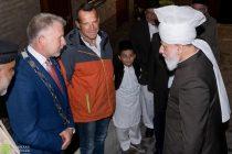 Jalifa del Islam llega a los Países Bajos