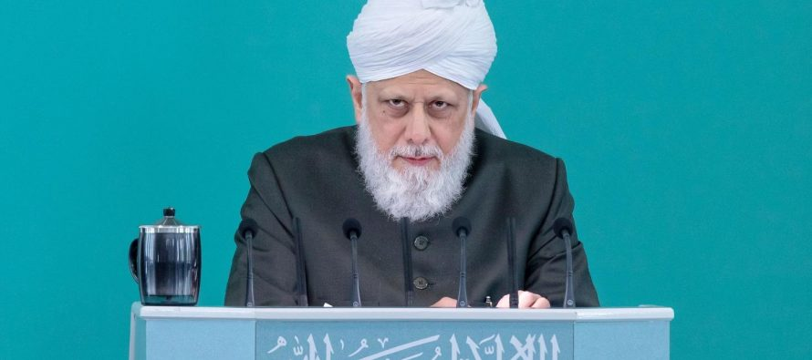 El Jalifa hace un llamamiento a los Musulmanes para que adopten medidas de precaución para frenar la propagación del Coronavirus 06/03/2020