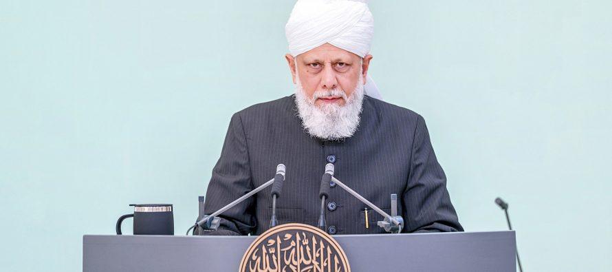 Declaración del Líder Mundial de la Comunidad Musulmana Ahmadía a raíz de los acontecimientos recientes en Francia 29/10/2020