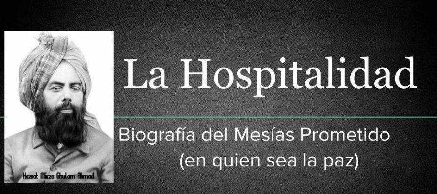 Acontecimientos de la gran hospitalidad del Mesías Prometido (AS)